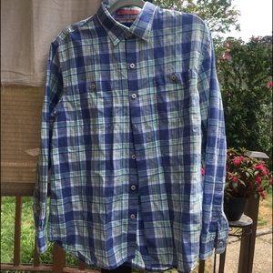 Men's Tommy Bahama long sleeved shirt